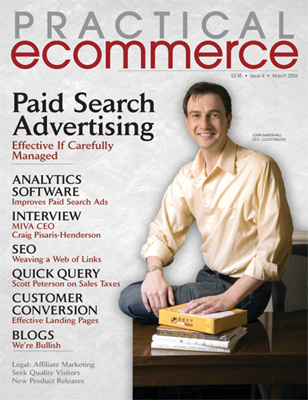 Practical eCommerce cover
